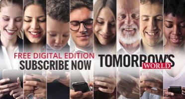 Digital Subscription of Tomorrow's World